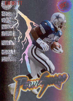 1995 Stadium Club Power Surge #P8 Emmitt Smith