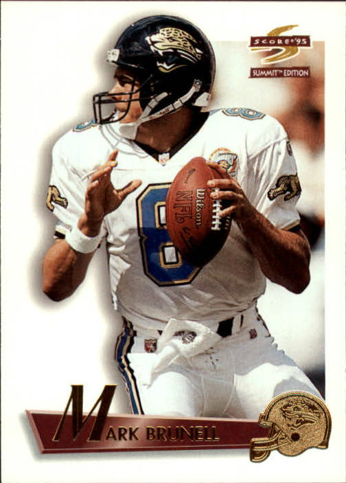 1995 Summit #9 Mark Brunell