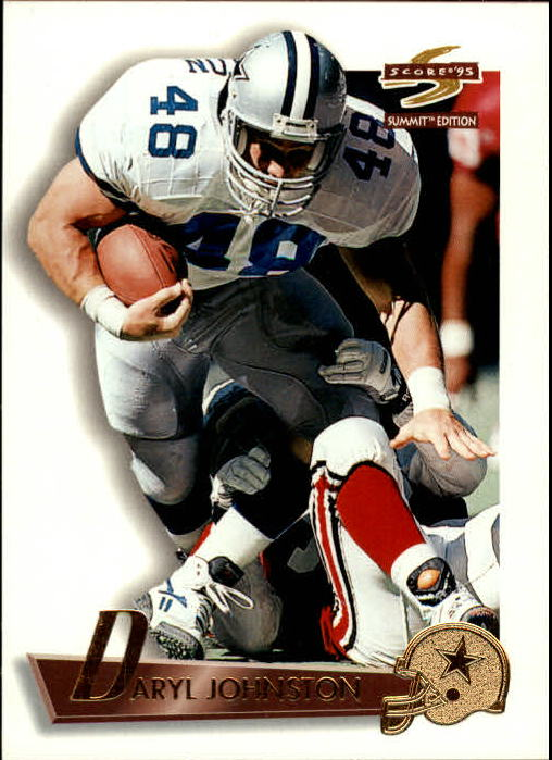 1995 Summit #11 Daryl Johnston