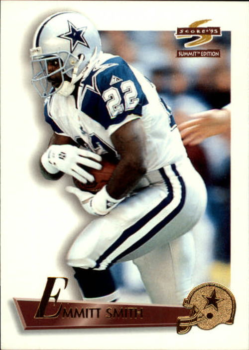 1995 Summit #64 Emmitt Smith