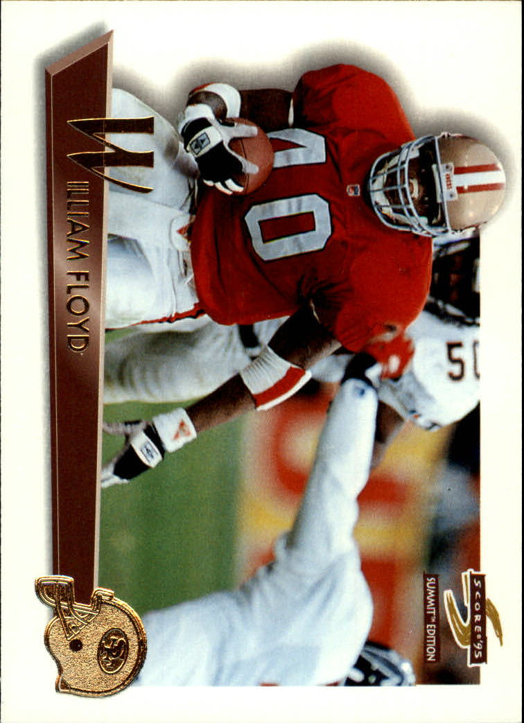 1995 Summit #92 William Floyd