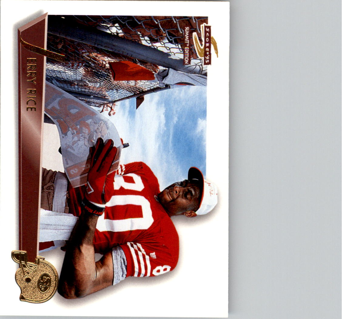 1995 Summit #103 Jerry Rice