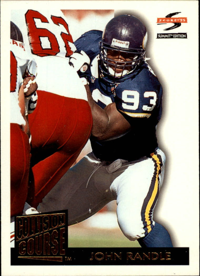 1995 Summit #140 John Randle CC