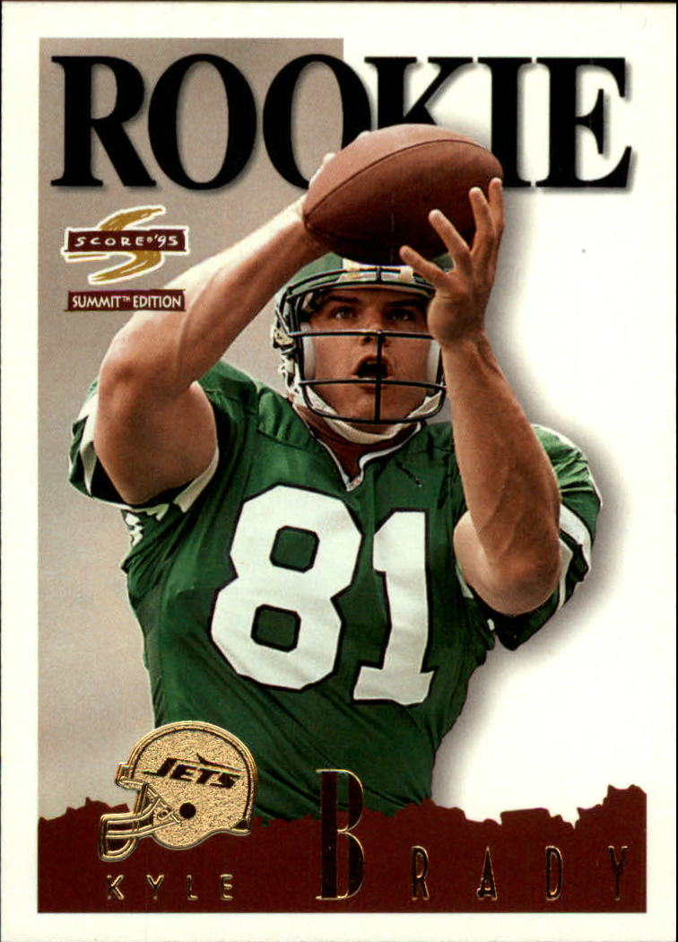 1995 Summit #145 Kyle Brady RC