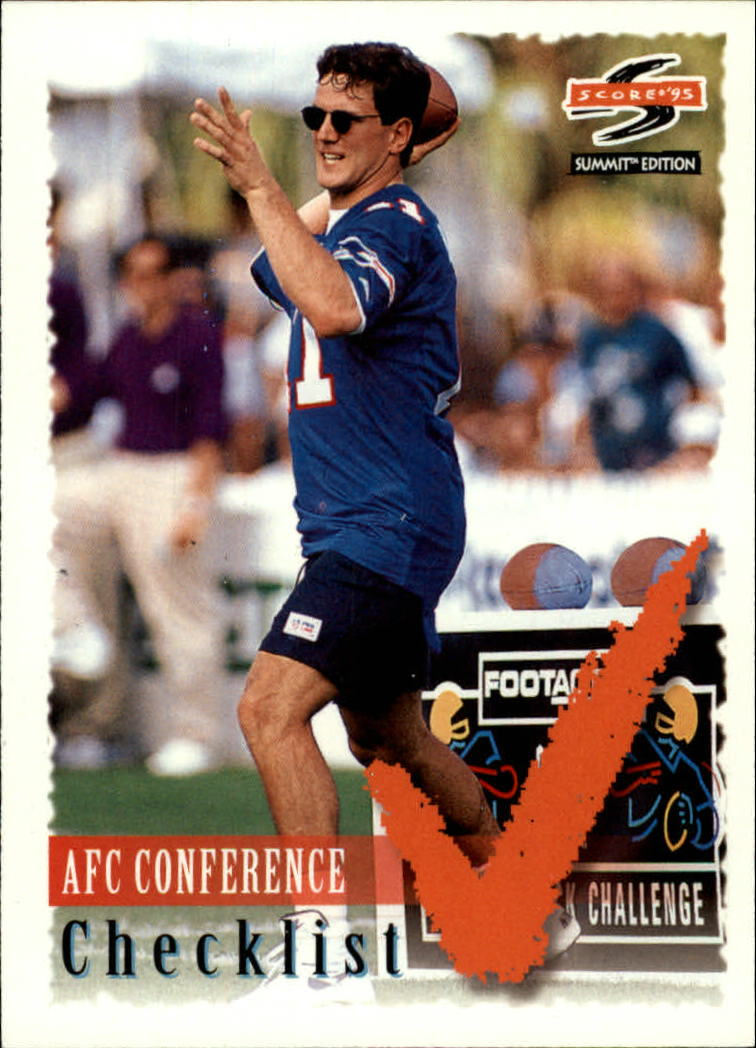 1995 Summit #194 Drew Bledsoe CL