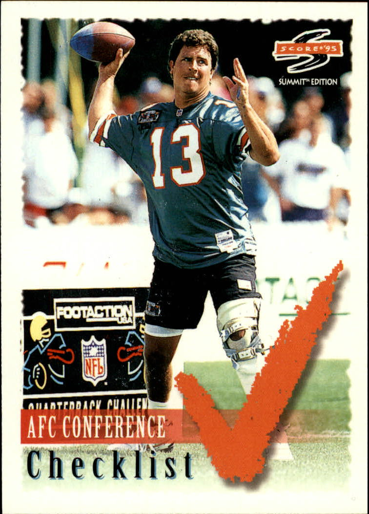 1995 Summit #196 Dan Marino CL