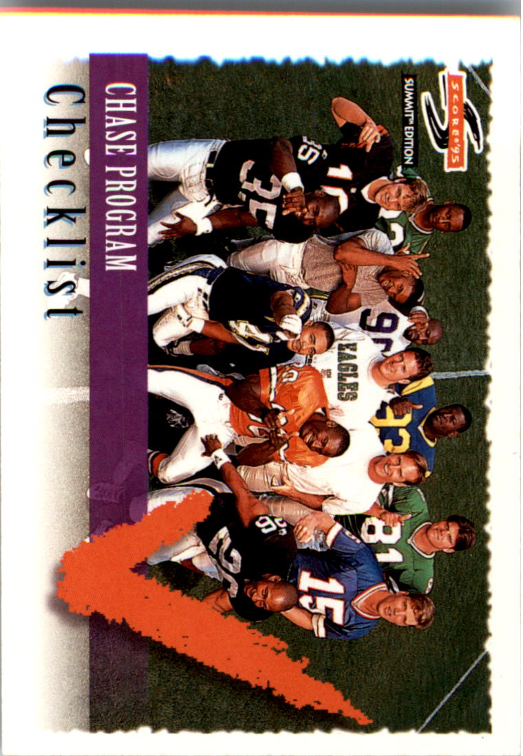 1995 Summit #200 Rick Mirer CL