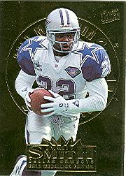 1995 Ultra Gold Medallion #80 Emmitt Smith