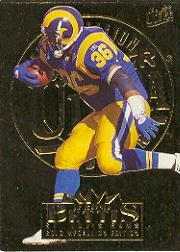 1995 Ultra Gold Medallion #271 Jerome Bettis