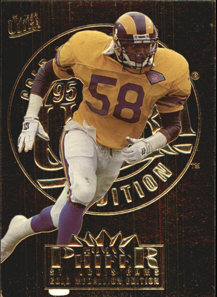 1995 Ultra Gold Medallion #280 Roman Phifer