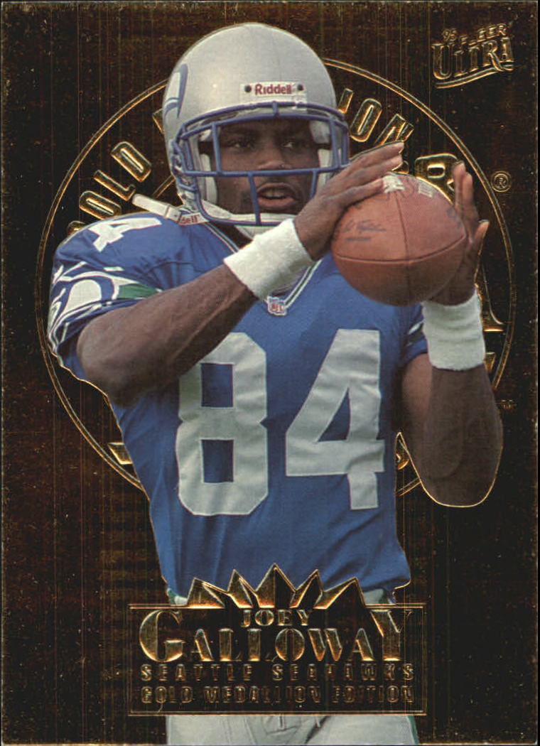1995 Ultra Gold Medallion #315 Joey Galloway