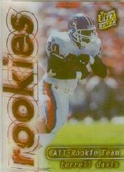 1995 Ultra All-Rookie Team #2 Terrell Davis