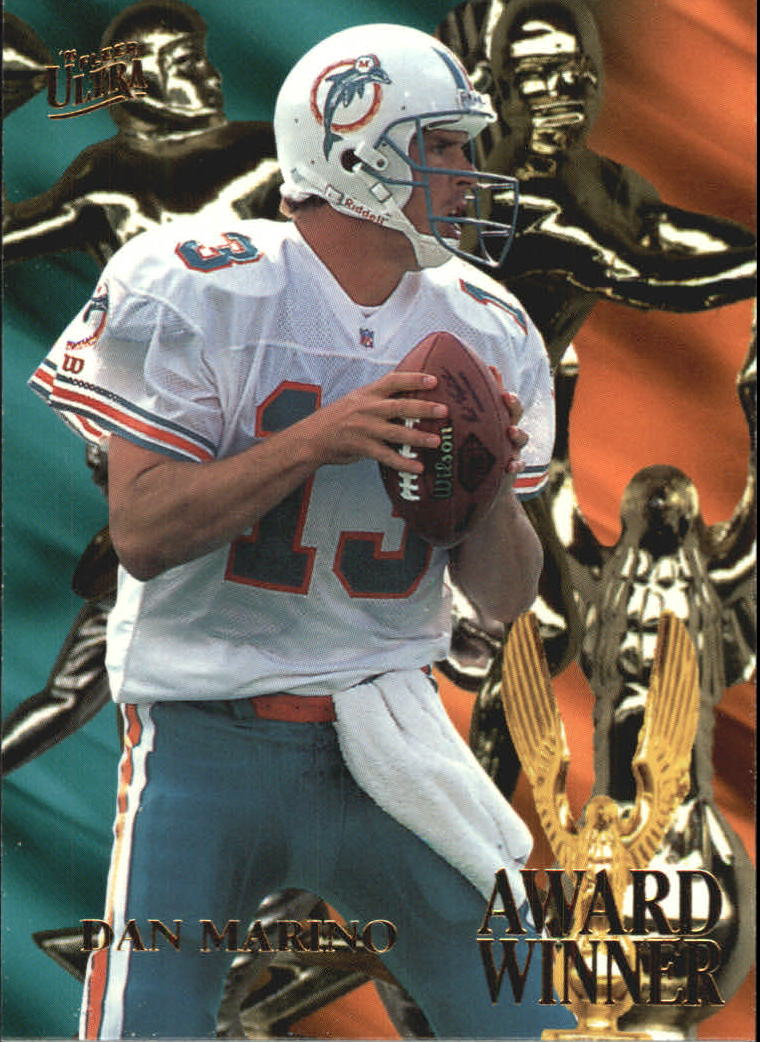1995 Ultra Award Winners #3 Dan Marino