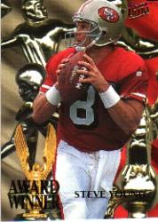 1995 Ultra Award Winners #6 Steve Young