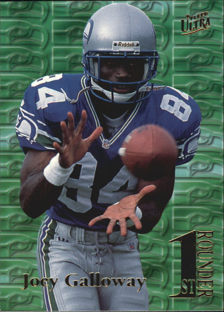 1995 Ultra First Rounders #10 Joey Galloway