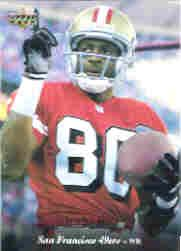 1995 Upper Deck #44 Jerry Rice