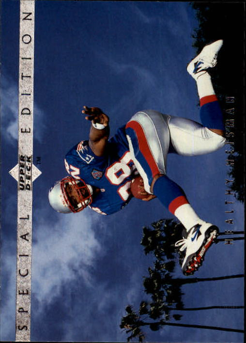 1995 Upper Deck Special Edition #SE61 Curtis Martin