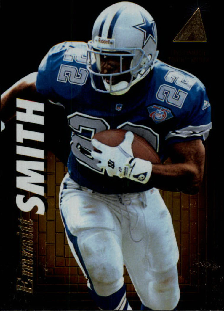 1995 Zenith #Z1 Emmitt Smith