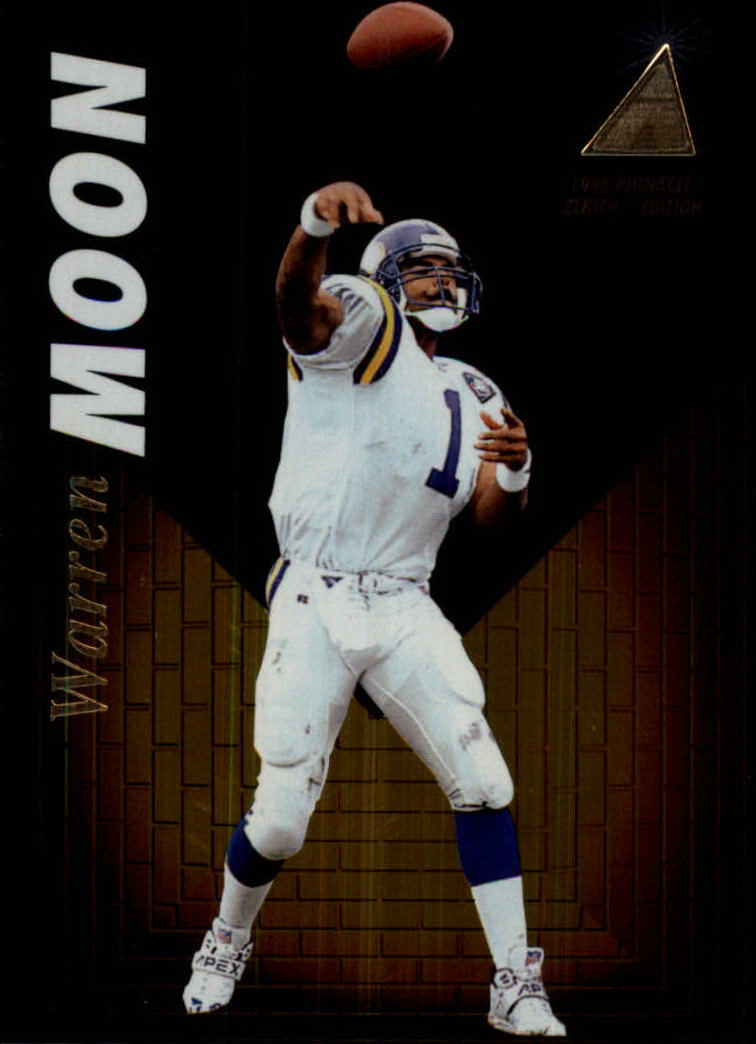 1995 Zenith #Z6 Warren Moon