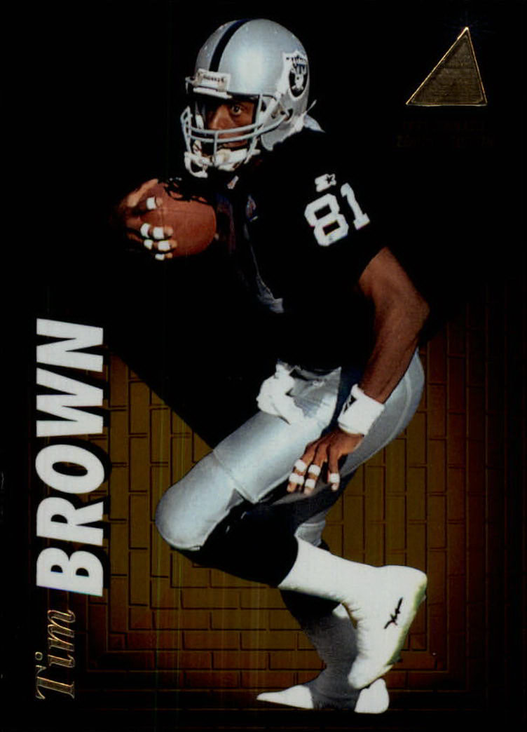 1995 Zenith #Z49 Tim Brown