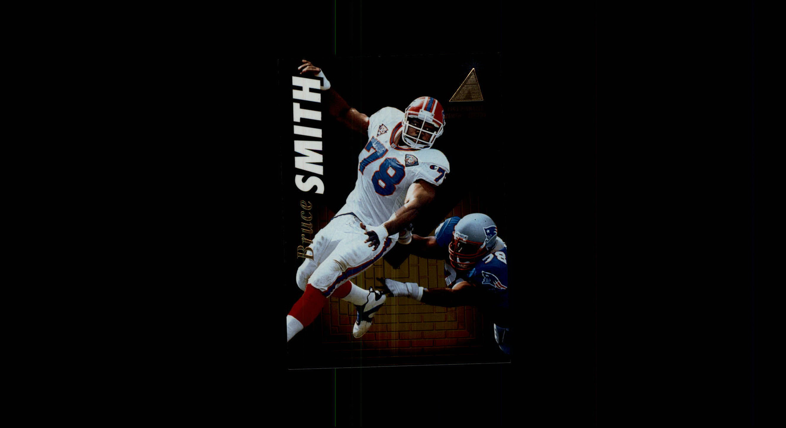 1995 Zenith #Z90 Bruce Smith