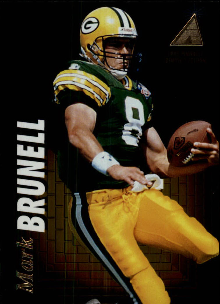 1995 Zenith #Z119 Mark Brunell
