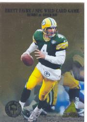 1995 Zenith Second Season #SS1 Brett Favre