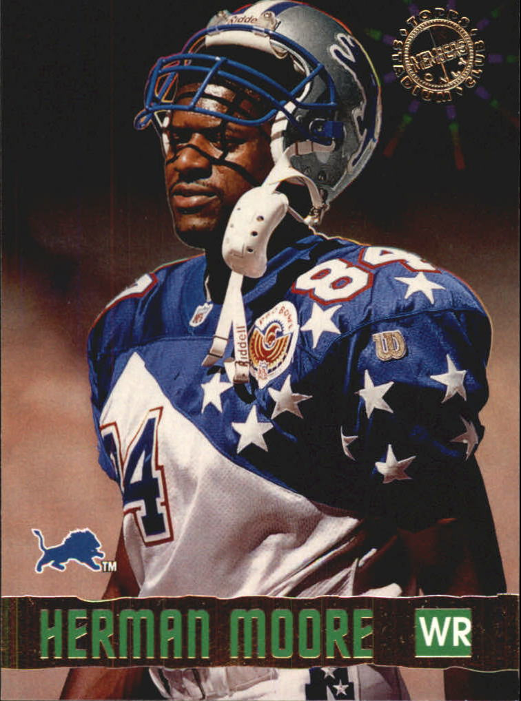 1996 Stadium Club Members Only 50 #19 Herman Moore
