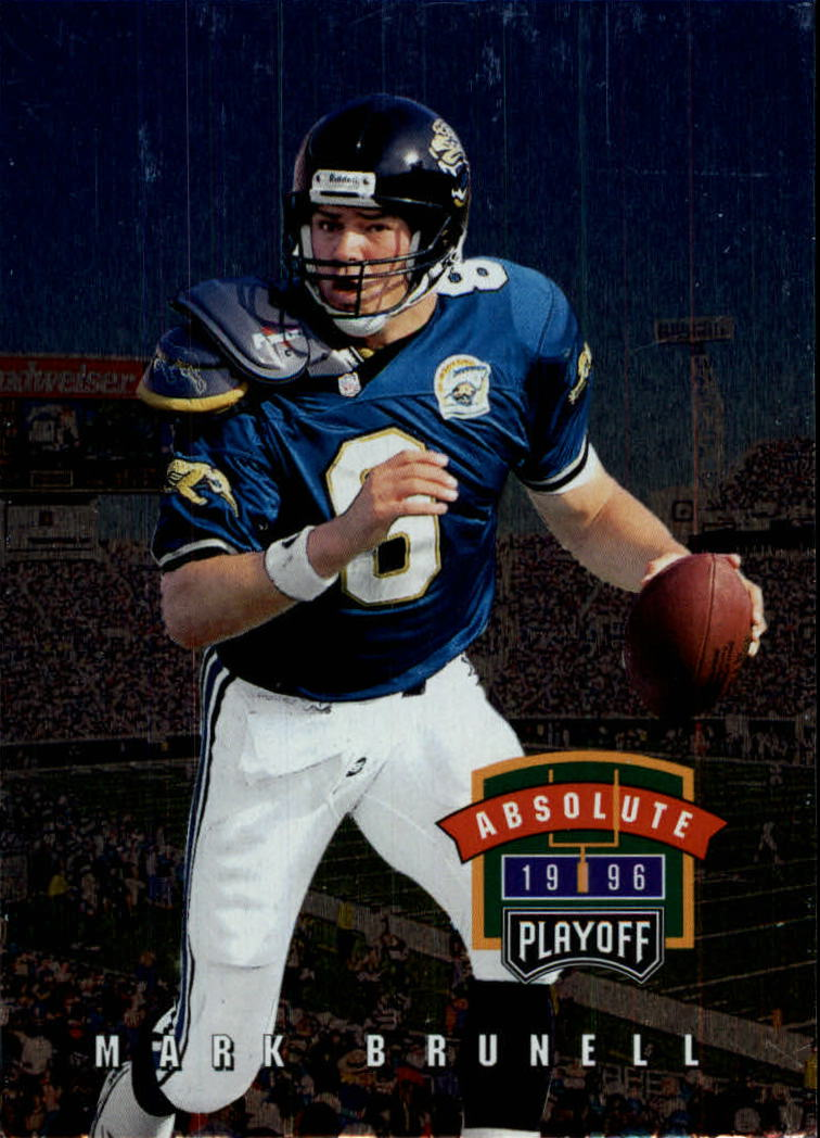 1996 Absolute #99 Mark Brunell