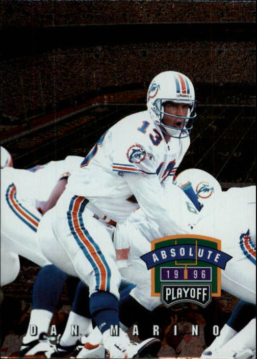 1996 Absolute #153 Dan Marino