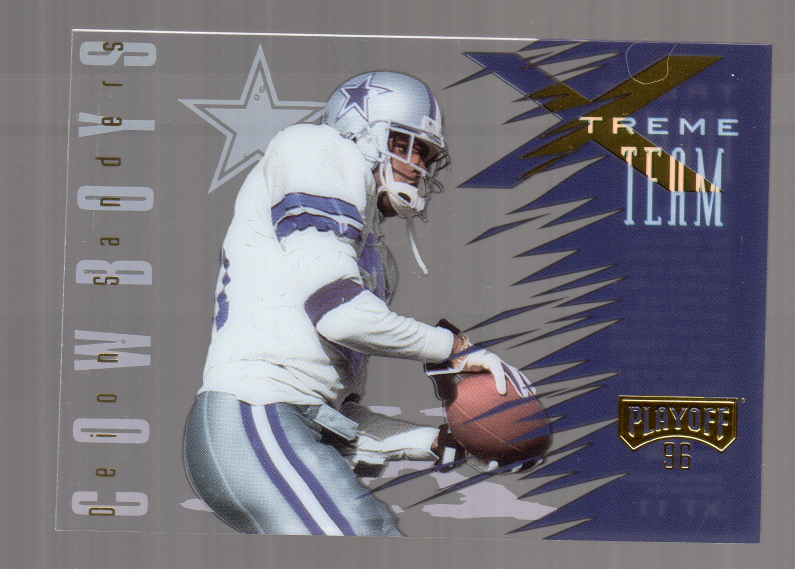 1996 Absolute Xtreme Team #11 Deion Sanders