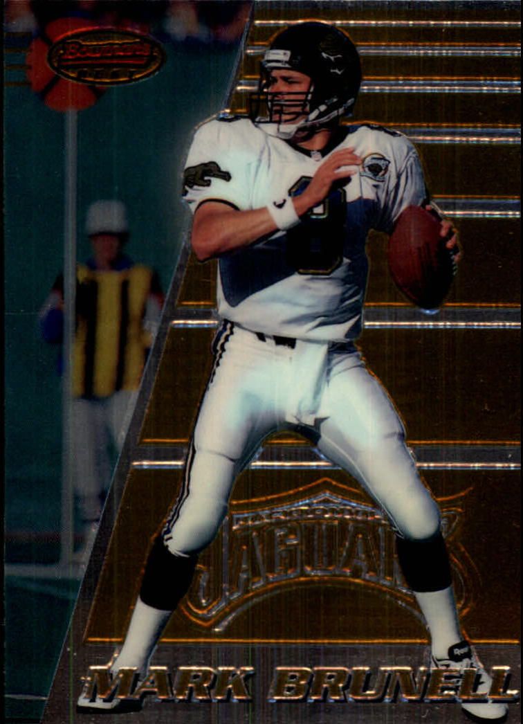 1996 Bowman's Best #15 Mark Brunell