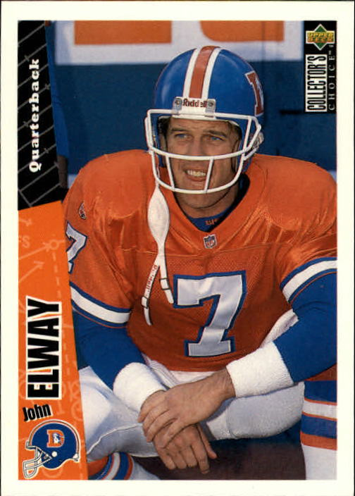 1996 Collector's Choice #116 John Elway