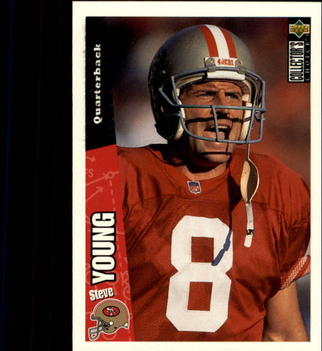 1996 Collector's Choice #284 Steve Young