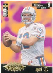 1996 Collector's Choice #P2 Dan Marino Promo