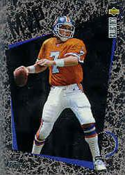 1996 Collector's Choice MVPs #M13 John Elway
