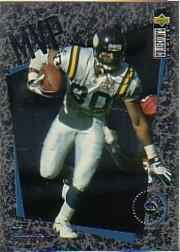 1996 Collector's Choice MVPs #M27 Cris Carter
