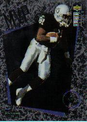 1996 Collector's Choice MVPs #M33 Tim Brown