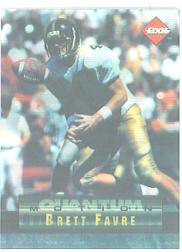 1996 Collector's Edge Quantum Motion #10 Brett Favre