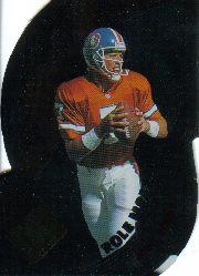1996 Collector's Edge Advantage Role Models #RM1 John Elway