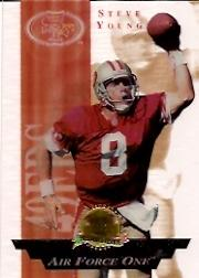1996 CE President's Reserve Air Force One #3 Steve Young