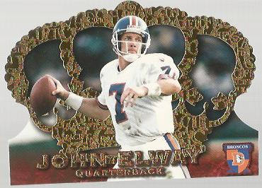 1996 Crown Royale #77 John Elway
