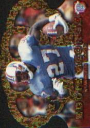 1996 Crown Royale #124 Eddie George RC