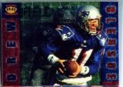 1996 Crown Royale Field Force #4 Drew Bledsoe