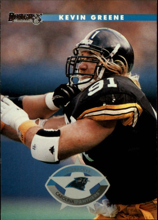 1996 Donruss #35 Kevin Greene