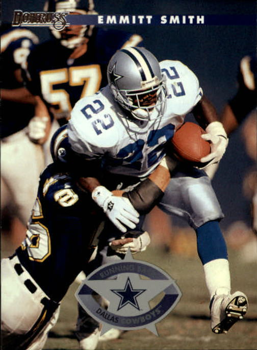 1996 Donruss #143 Emmitt Smith