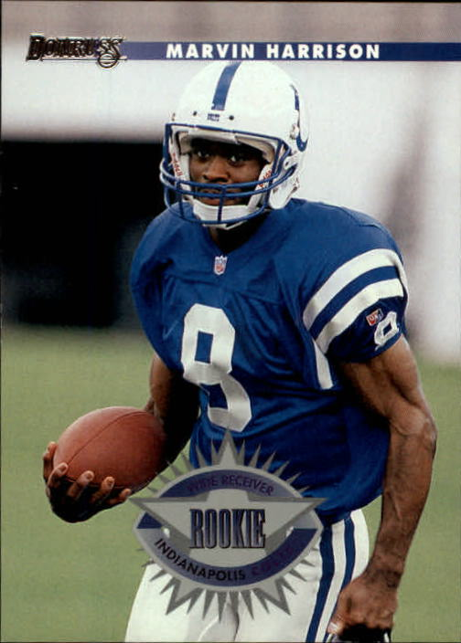 1996 Donruss #235 Marvin Harrison RC