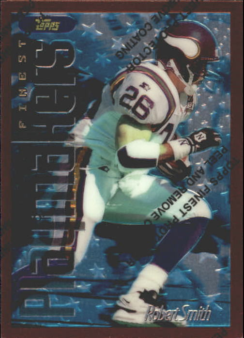 1996 Finest #71 Robert Smith B