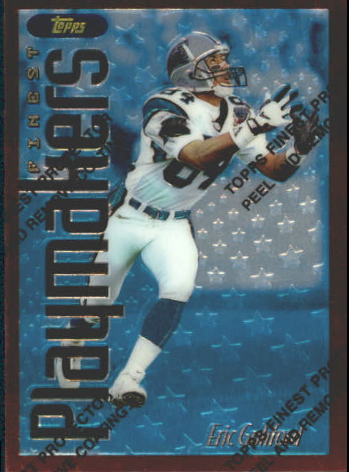 1996 Finest #336 Eric Guliford B