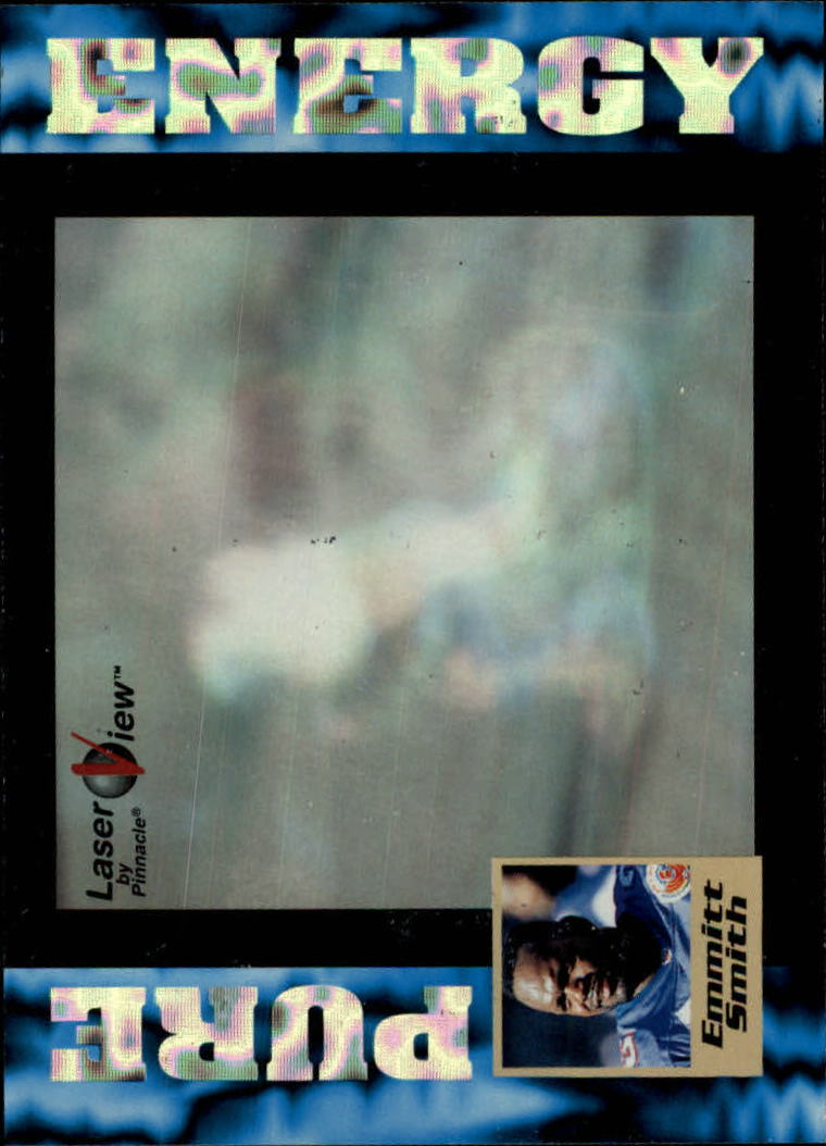 1996 Laser View #31 Emmitt Smith PE